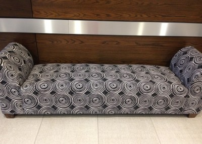 Custom Commercial Bench