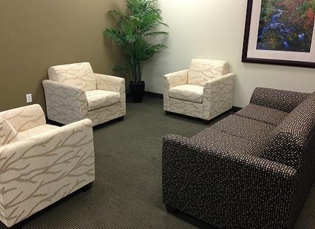 Custom Commercial Reception Pieces